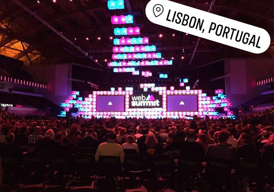 ExpandX -Web Summit Lisbon 2018