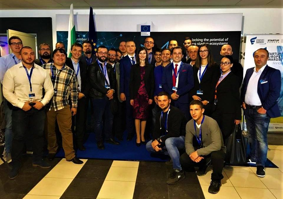 ExpandX - Startup Europe Summit