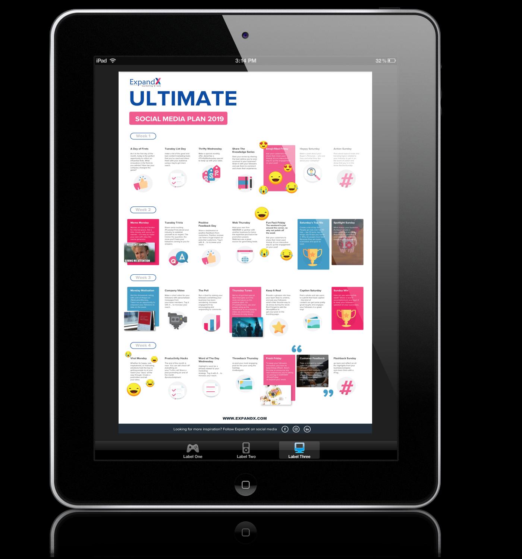 Ultimate Social Media Marketing Plan
