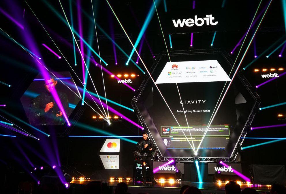 Webit Festival. Europe 2018