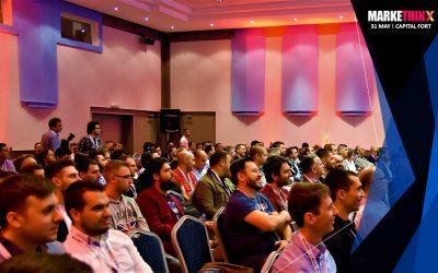 MarkeThinX CONF |  31 Май | София | Конференция Дигитален Маркетинг