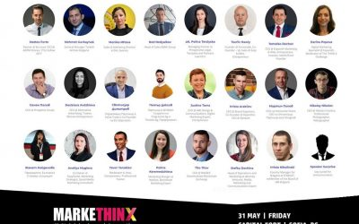 Огромен интерес, много нестандартни изненади и стотици участници на МarkeThinX CONF 2019
