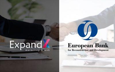 ExpandX – консултант на ЕБВР