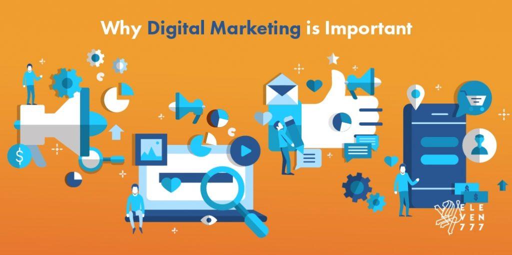 5 Причини Защо Бизнесът ти се Нуждае от Дигитален Маркетинг