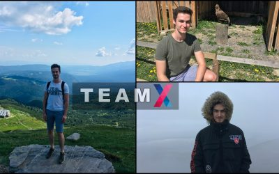 Meet the Team X | Robert