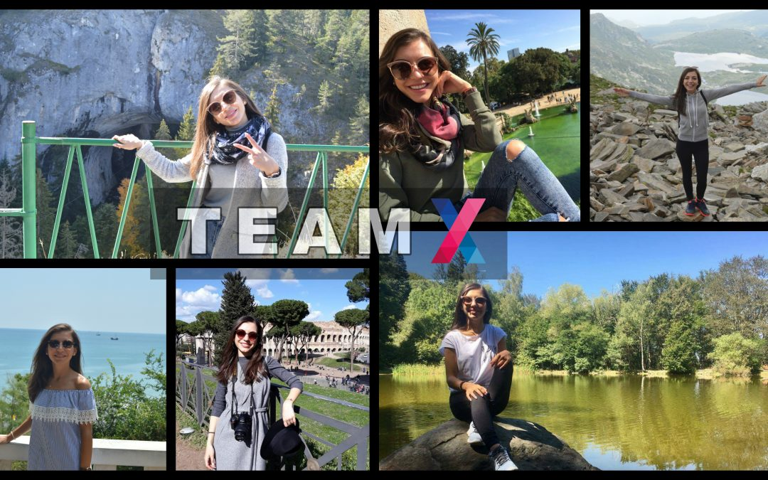 Meet the Team X | Darina