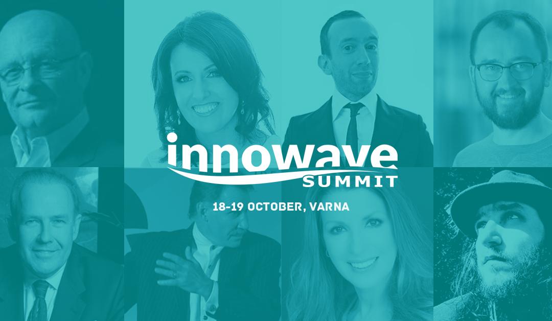ExpandX Marketing & Web | Организационен партньор на Innowave Summit 2019