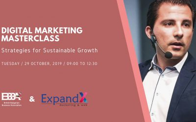 Digital Marketing Masterclass – Sustainable Business Growth
